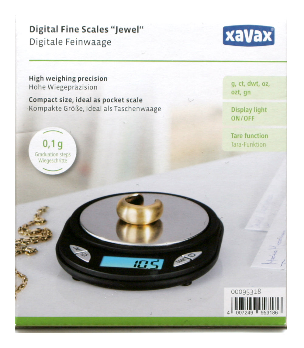 Xavax High Precision Scales
