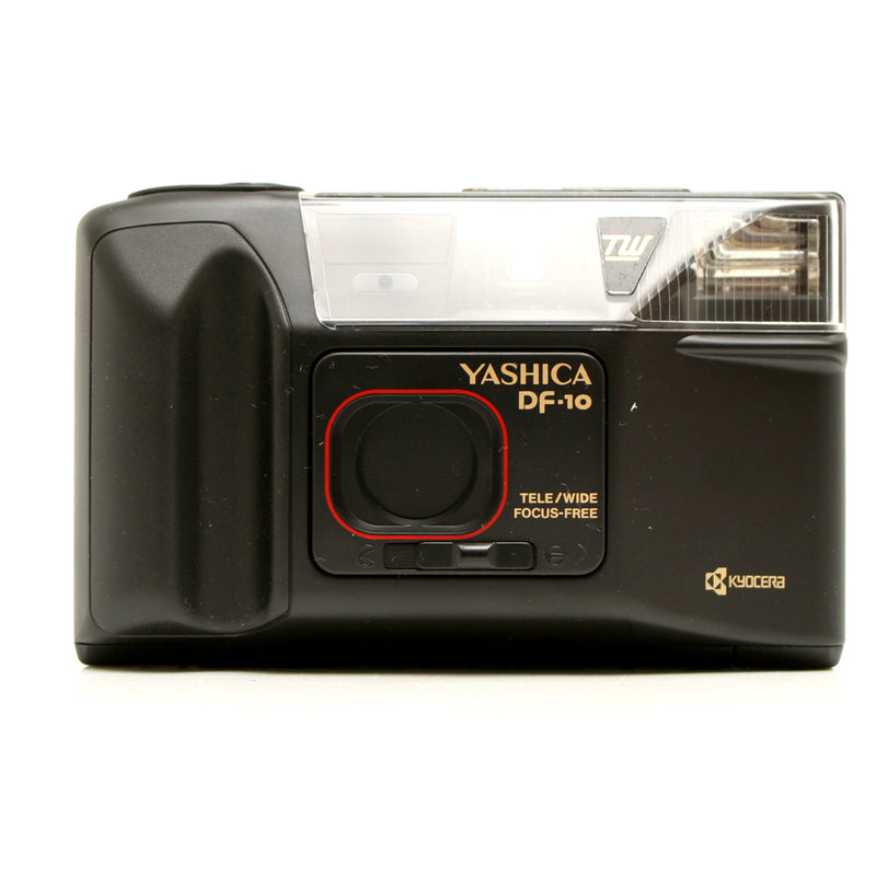 Yashica DF-10 35mm Film Camera