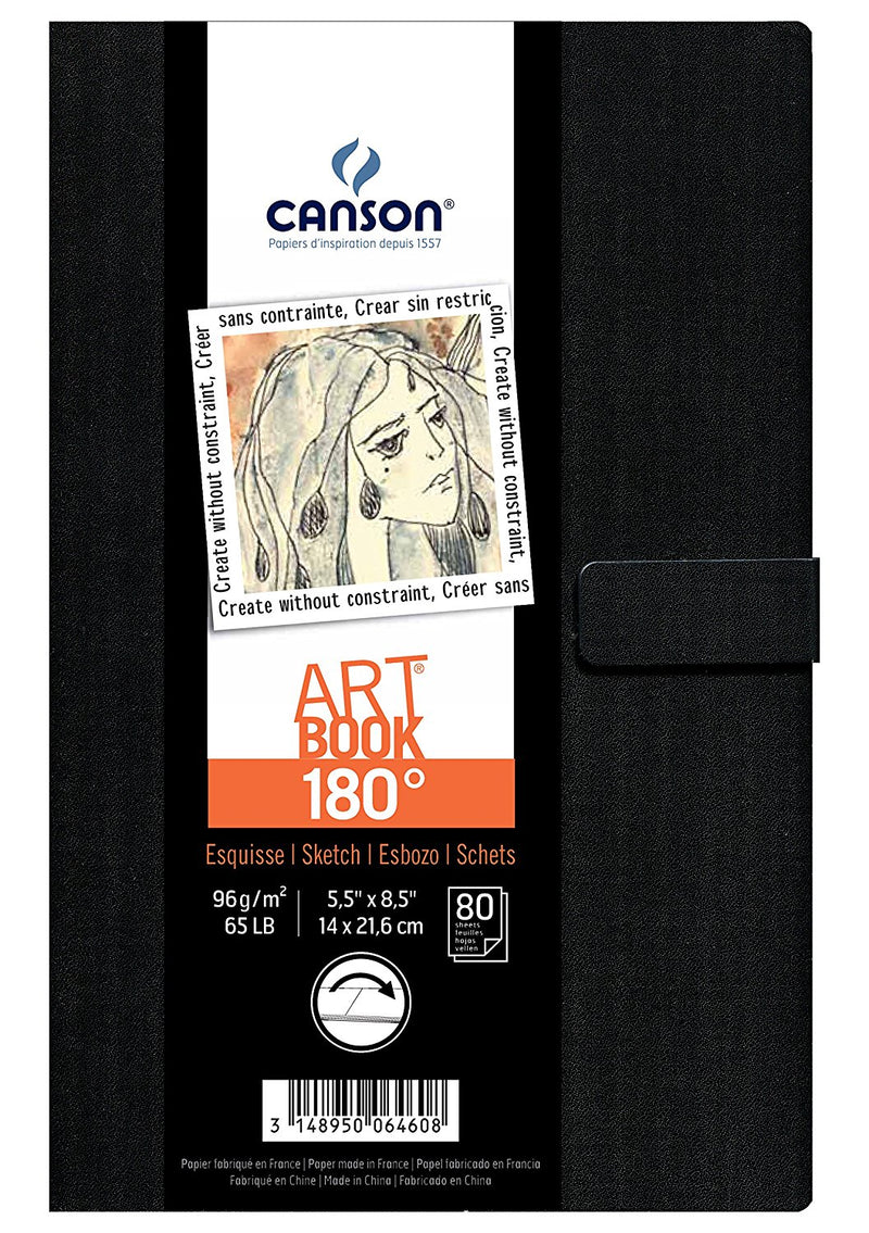 Canson 180° Art Book