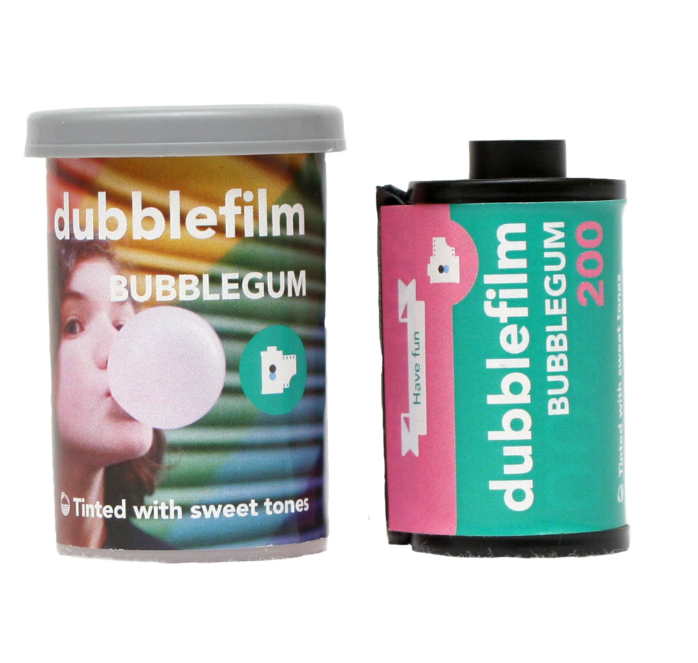 Dubble Film Bubble Gum 200 36 Exp
