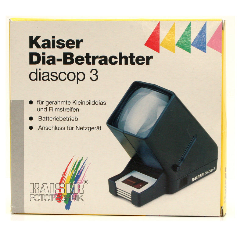 Kaiser Diascop 3 Slide Viewer