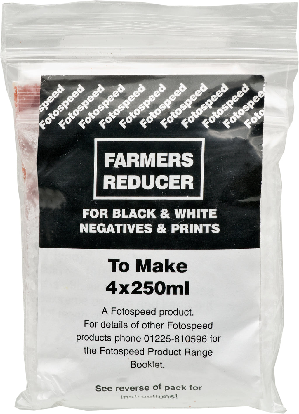 Fotospeed FR10 Farmers Reducer 4 x 250ml