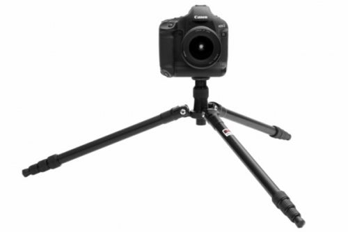 Redged TSA-428 Ultimate Travel Tripod - Aluminium