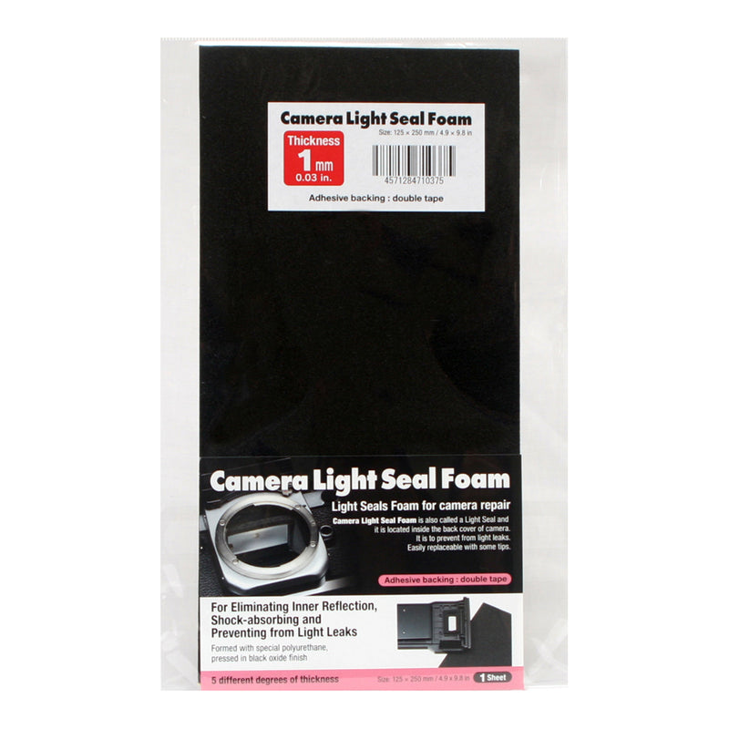 Japan Hobby Tool Camera Light Seal Foam Sheet