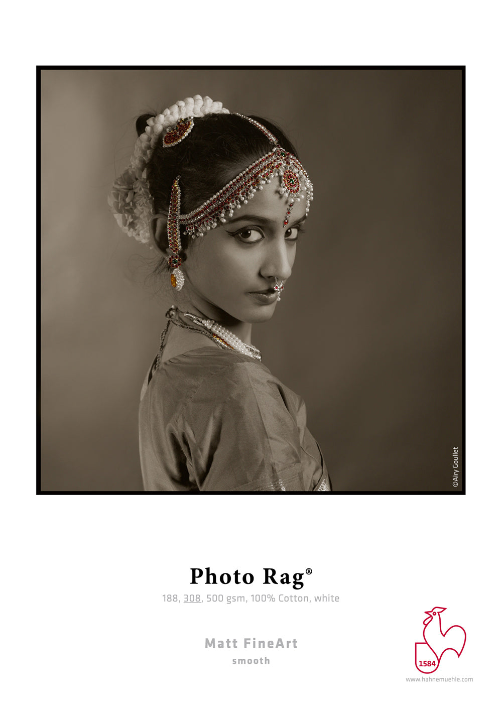 Hahnemühle Photo Rag 188gsm