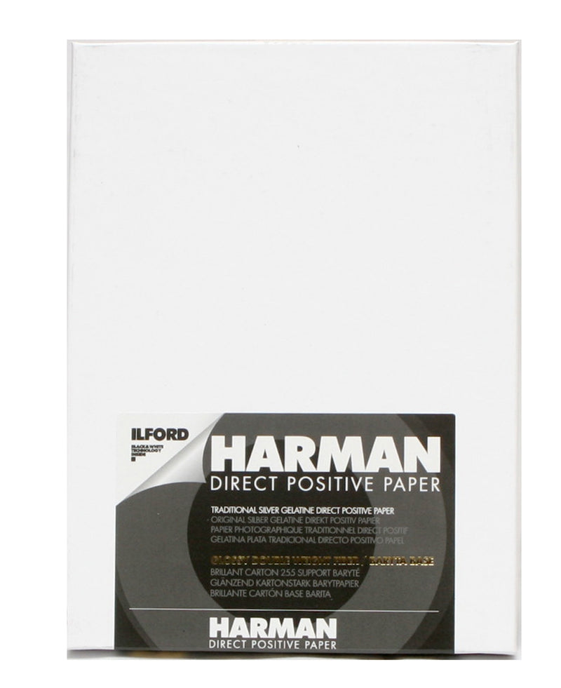 Harman Direct Positive Paper FB  25 Sheets