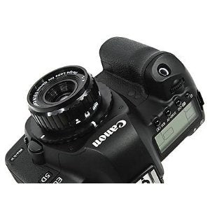 Holga Lens for DSLR Cameras