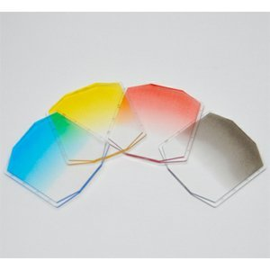 Holga Colour Gradation Filter Set