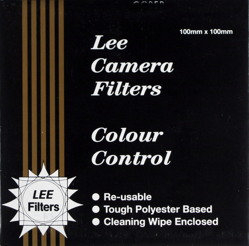 Lee Colour Temperature Polyester Filters 100x100mm