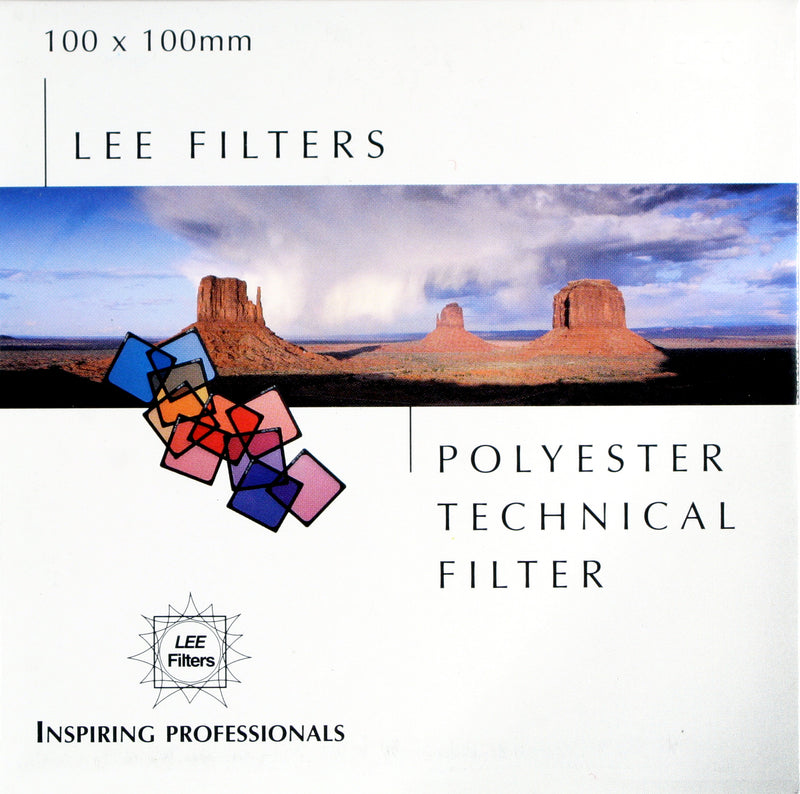 Lee Infrared Polyester Filter 100x100mm