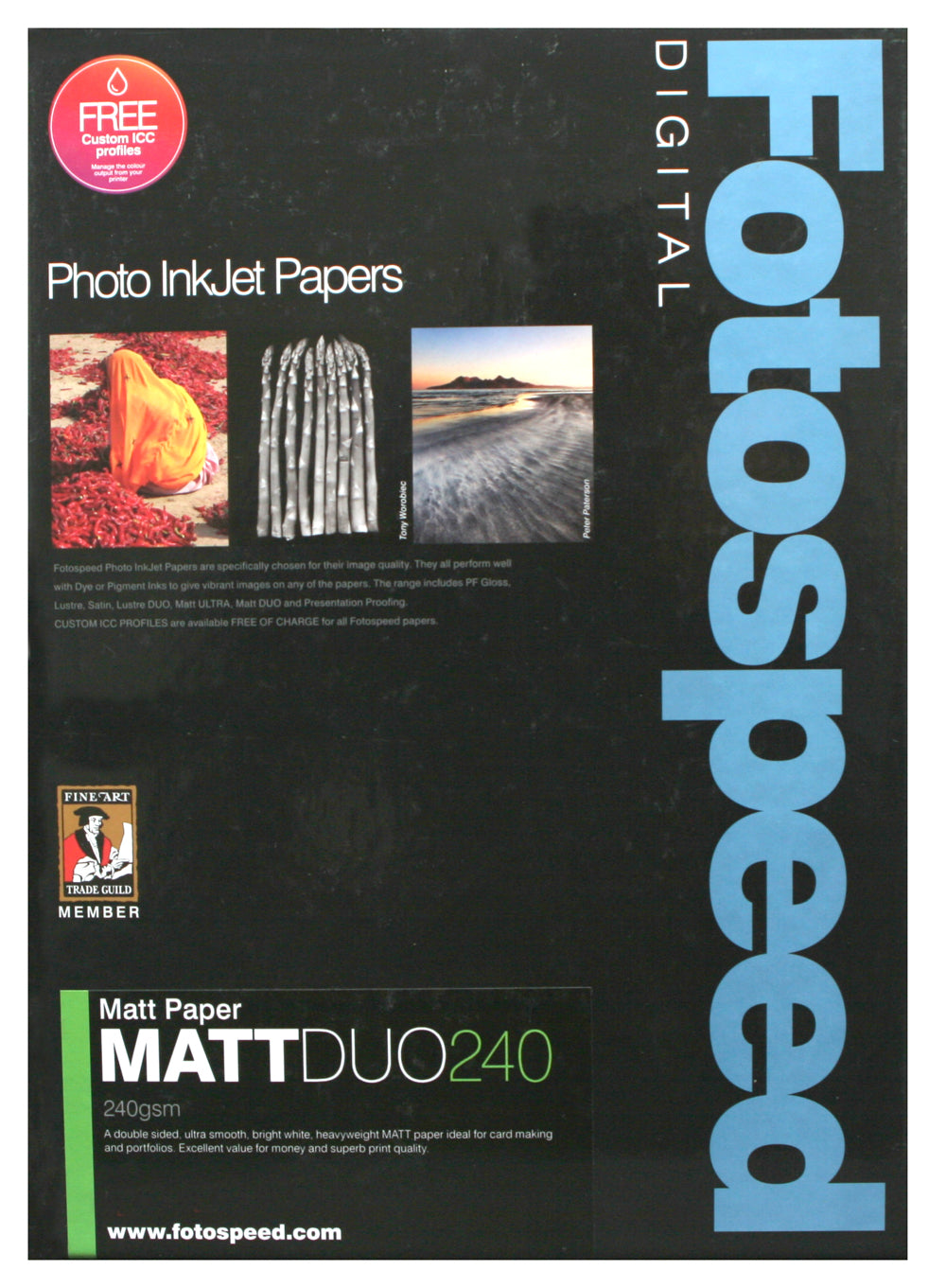 Fotospeed Matt Duo 240gsm