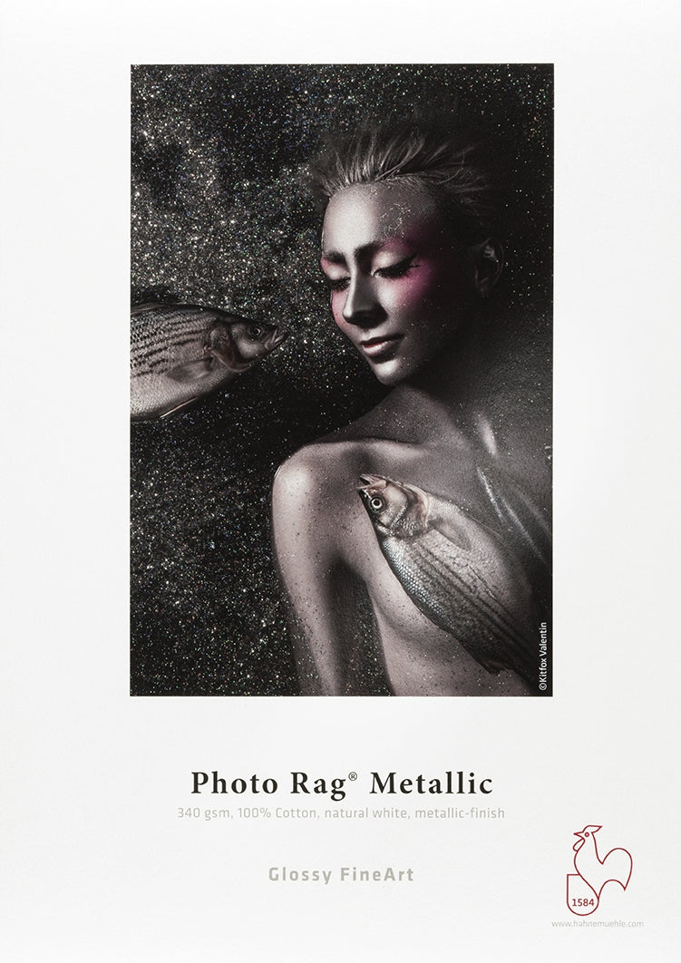 Hahnemühle Photo Rag Metallic 340