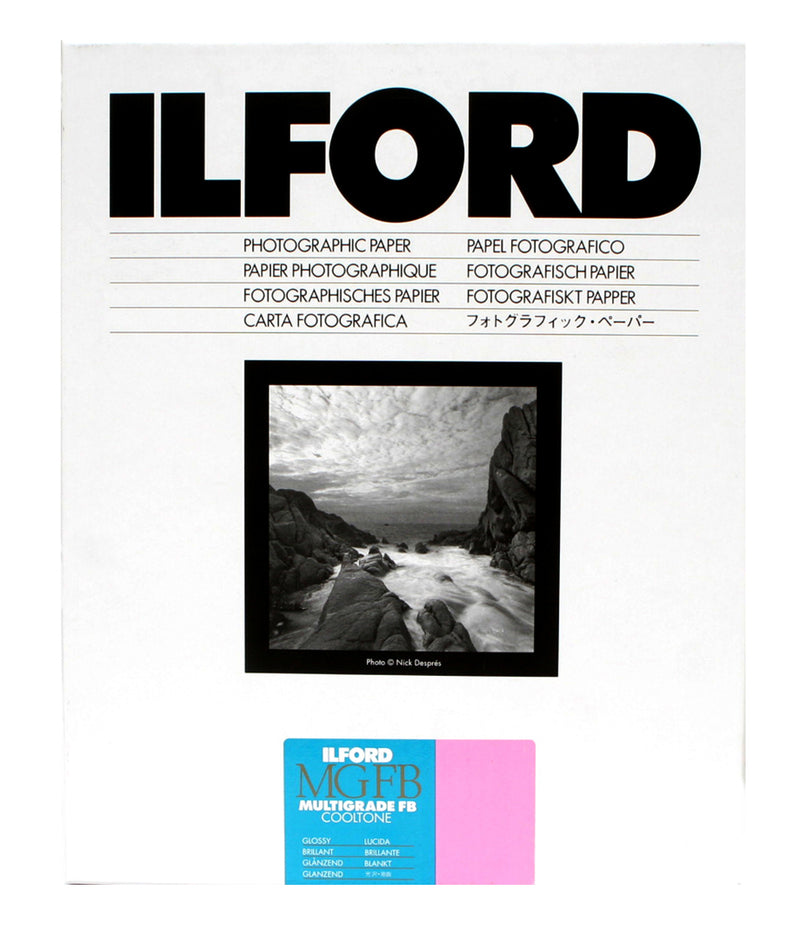 Ilford Multigrade FB Cooltone Gloss