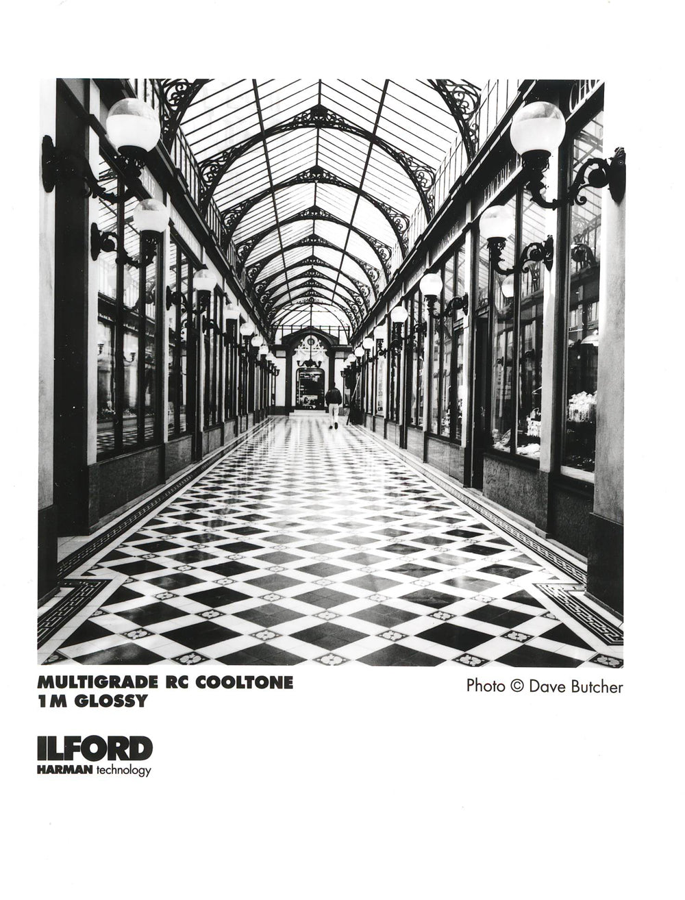 Ilford MGIV RC Cooltone Glossy