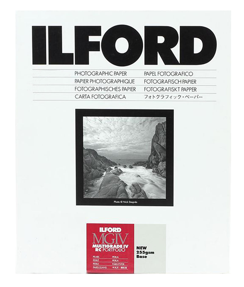 Ilford MULTIGRADE IV RC PORTFOLIO Pearl