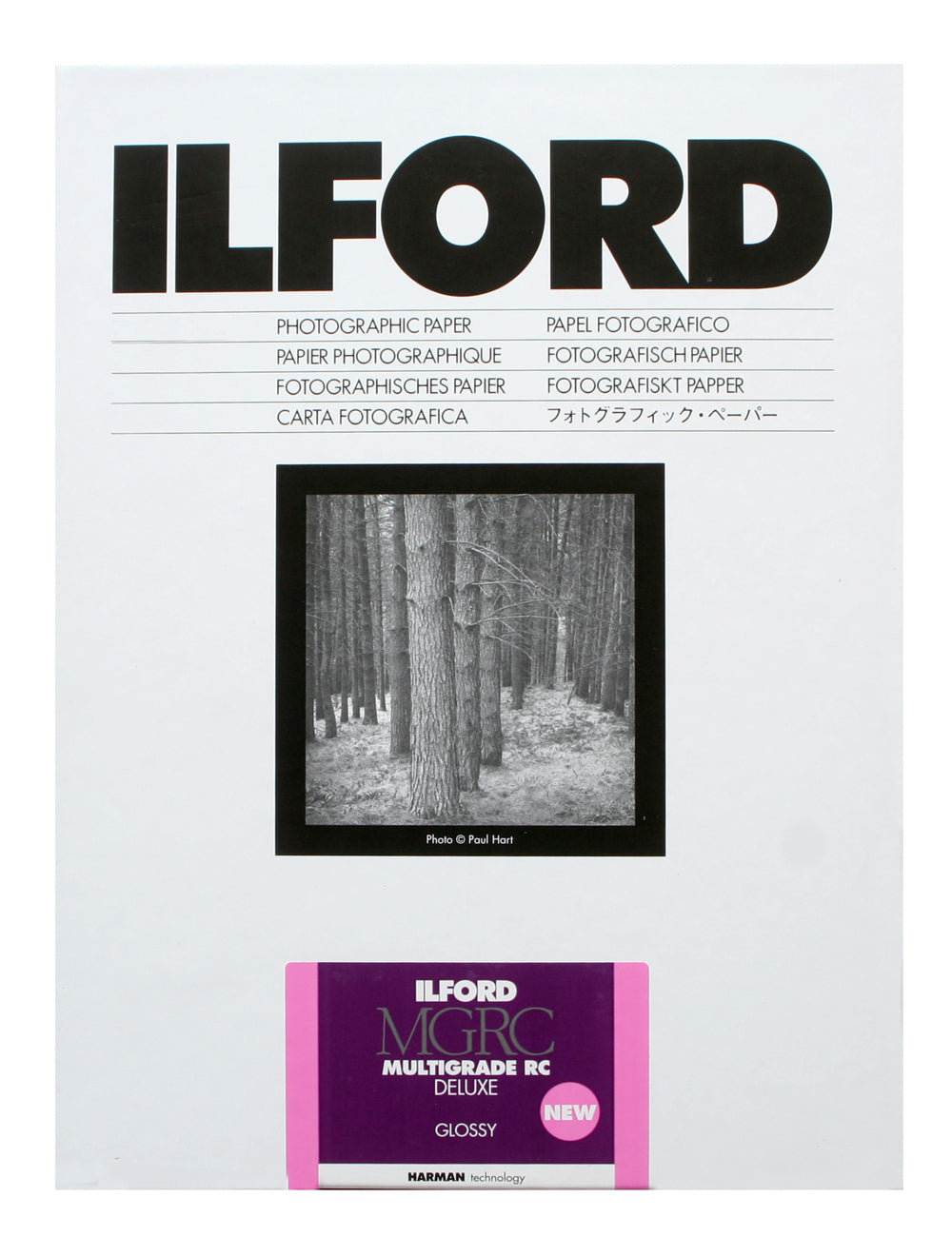 Ilford MGRC 5th Generation Deluxe Gloss