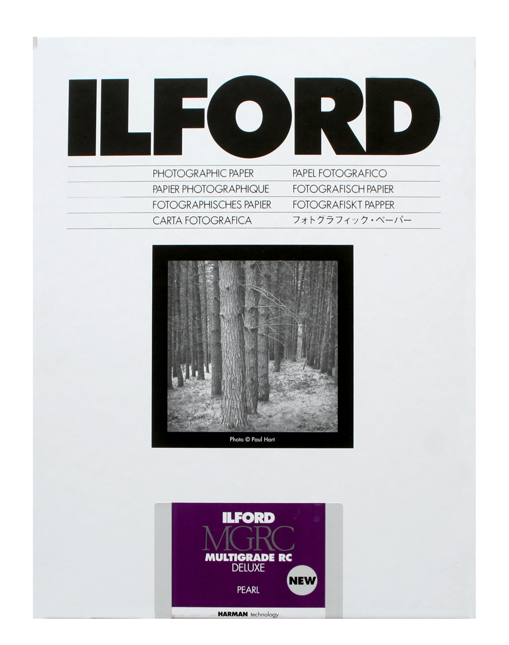 Ilford MGRC 5th Generation Deluxe Pearl