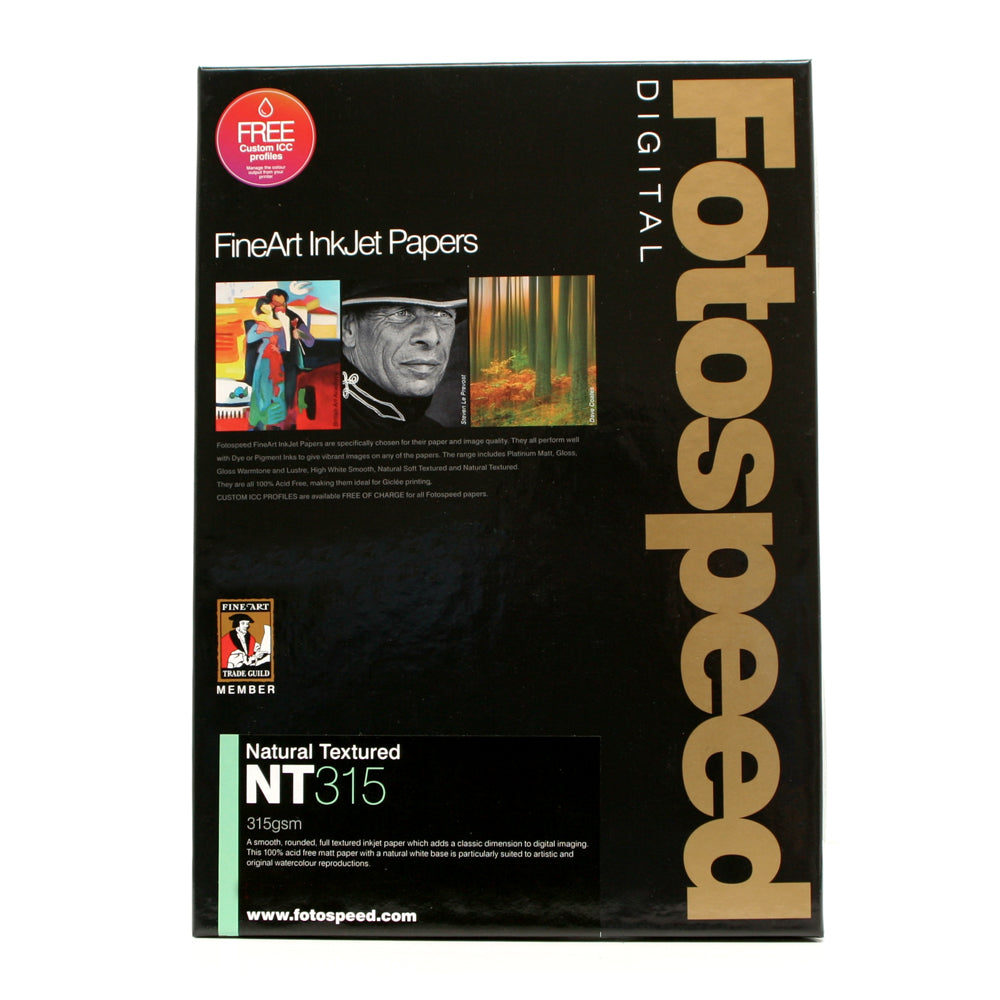 Fotospeed Natural Textured 315gsm