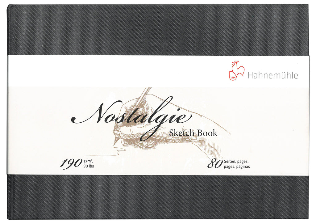 Hahnemühle Nostalgie Drawing Paper and Sketch Books