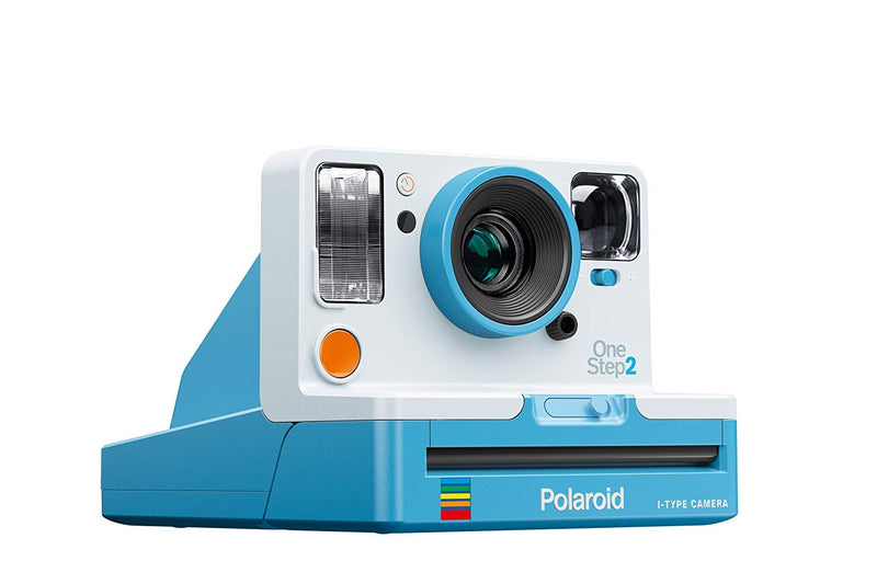 Polaroid 9008 OneStep 2 View Finder i-Type Camera Summer Blue