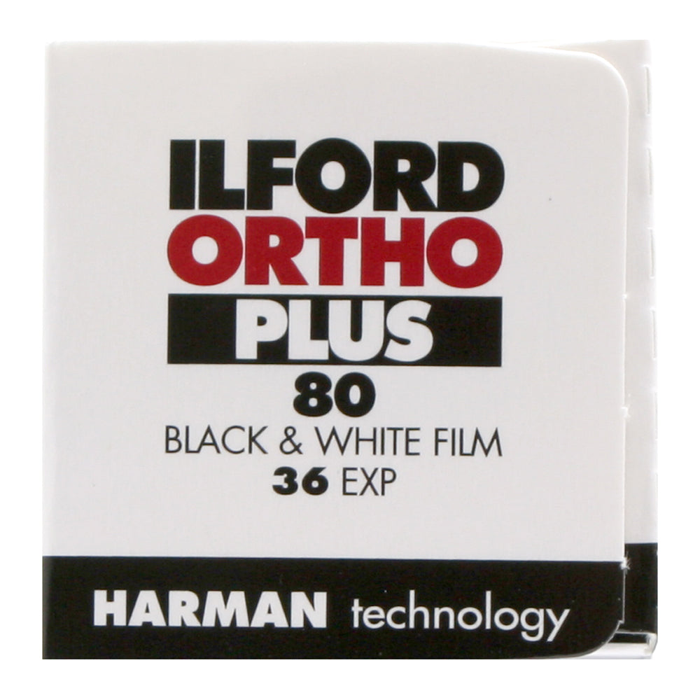 Ilford Ortho 80asa
