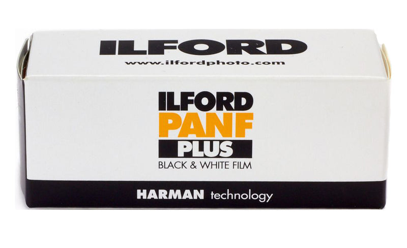 Ilford PanF Plus 50 ASA