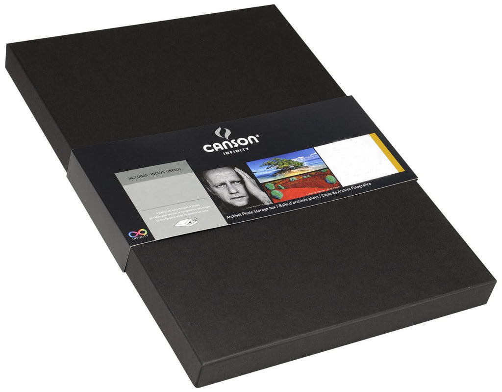 Canson Infinity Archival Photo Storage Box