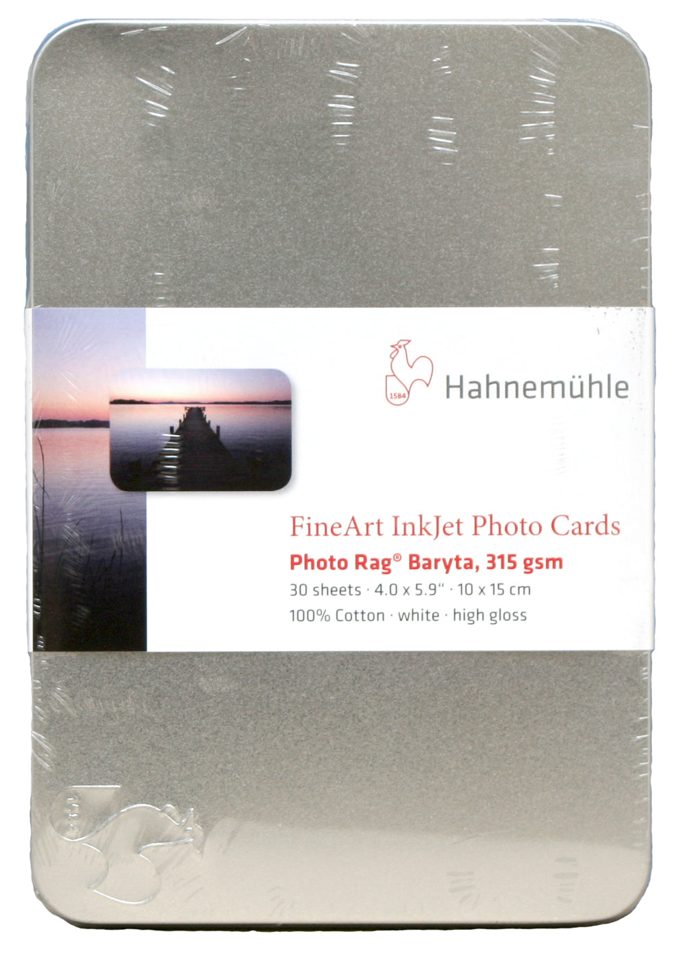 Hahnemühle Photo Rag Baryta 315gsm