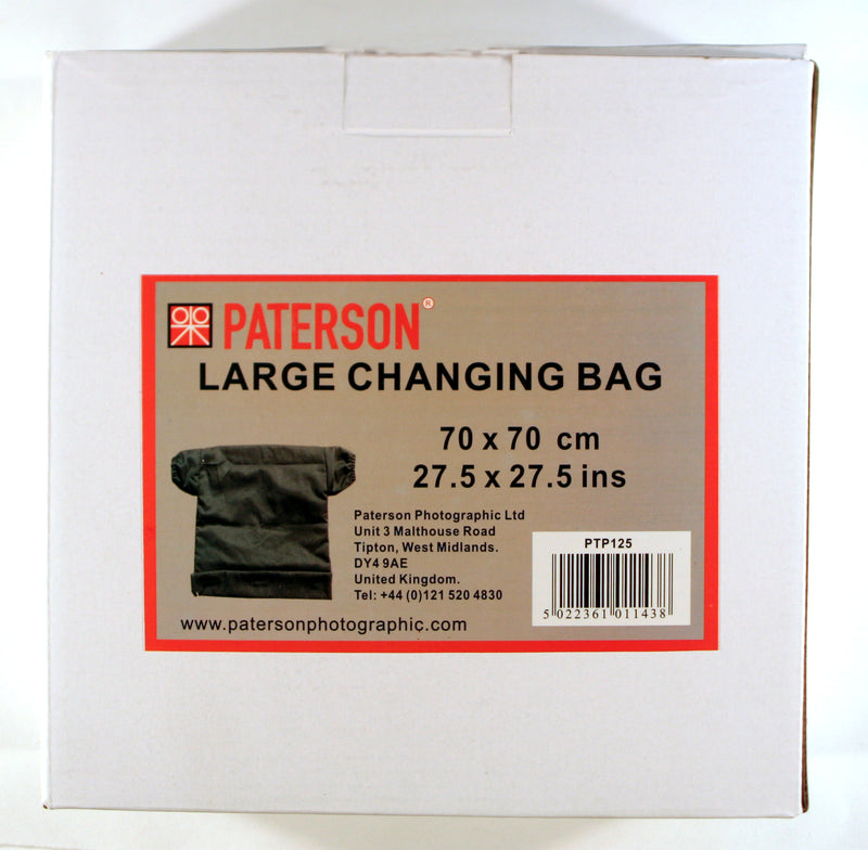 Paterson Changing Bag 700 x 700 mm
