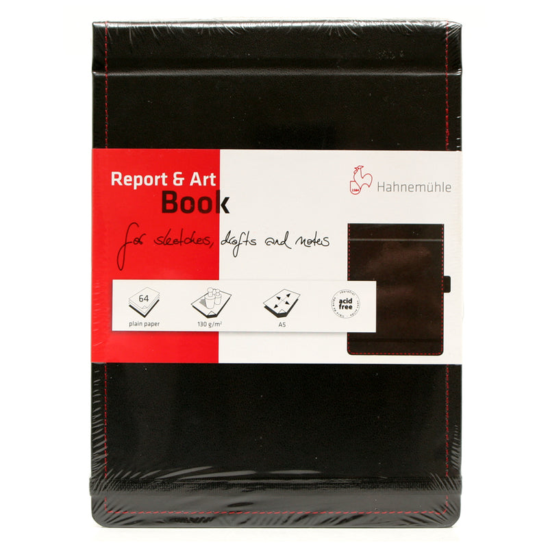 Hahnemühle Report and Art Landscape Sketch Book 130gsm