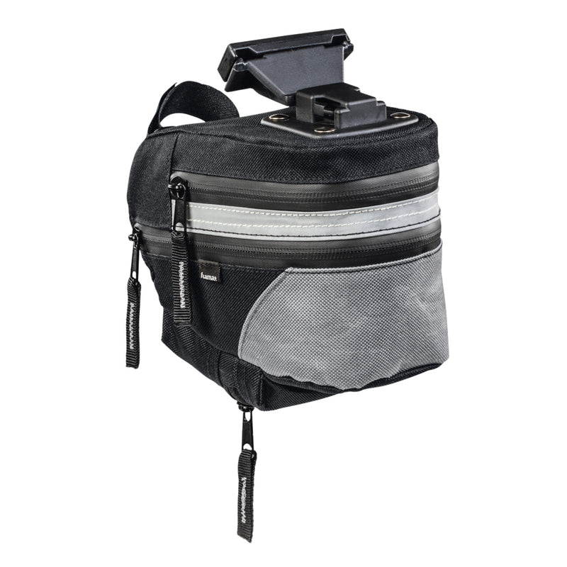 Hama Bicycle Saddlebag Black