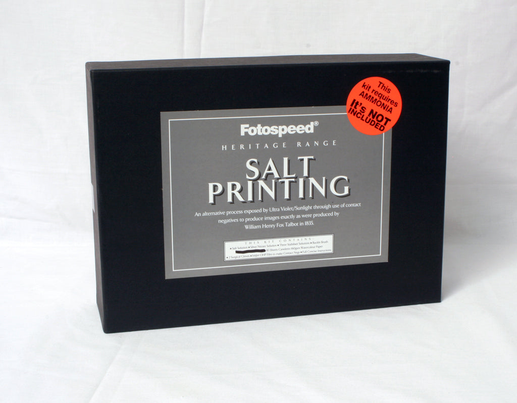 Fotospeed Salt Printing Kit