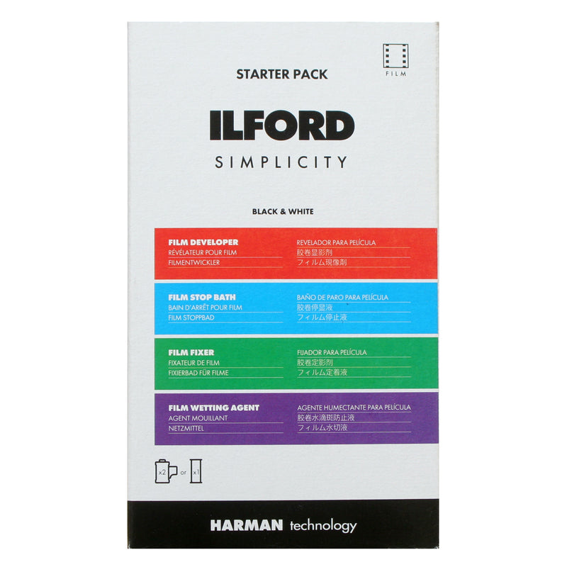 Ilford Simplicity Film Processing Starter Pack