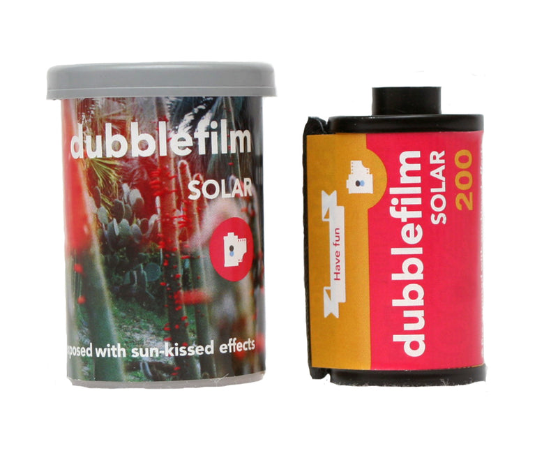 Dubble Film Solar 200 36 Exp
