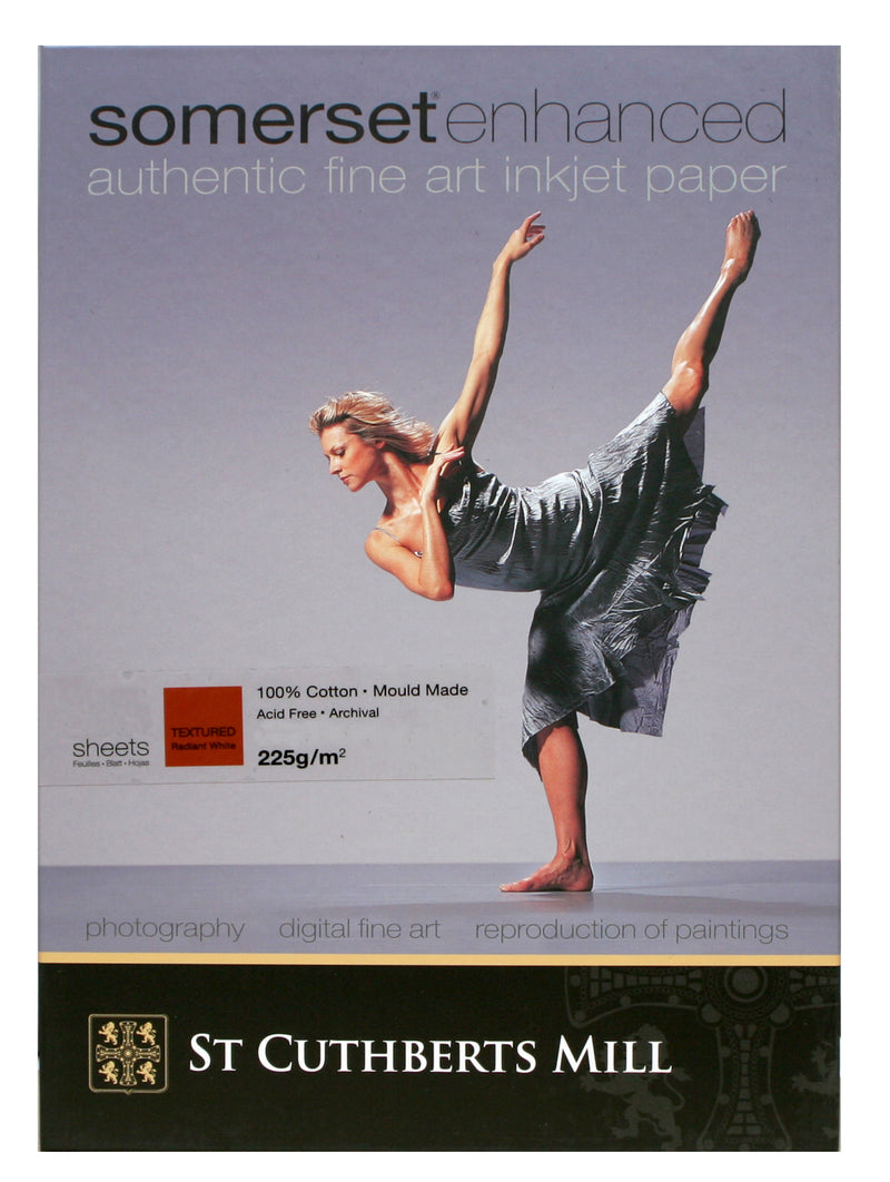 Somerset Enhanced Fine Art 225gsm Inkjet Paper