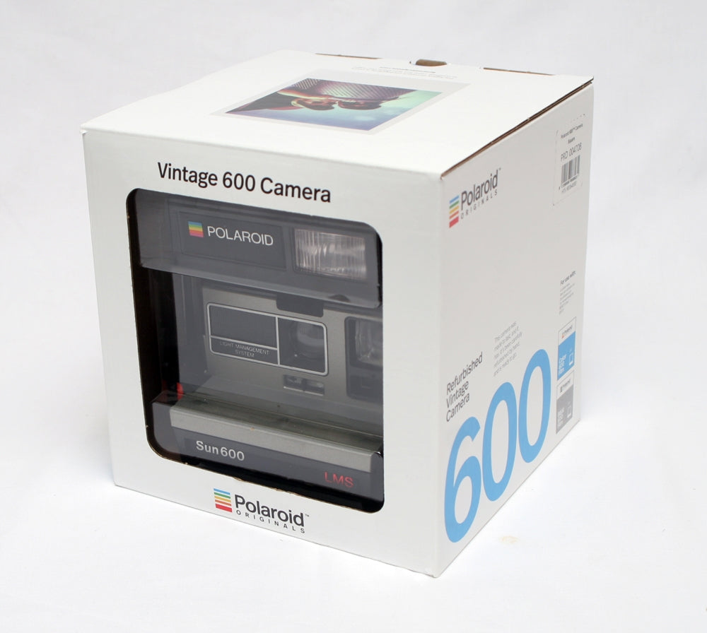 Polaroid Vintage 600 Square Refurb Camera