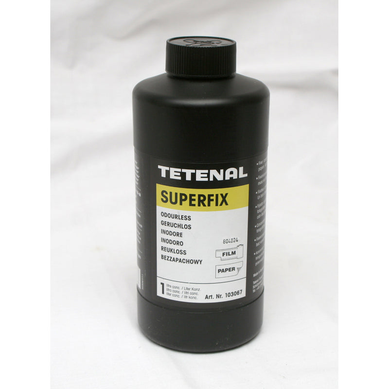Tetenal Superfix Odourless Fixer 1 Litre