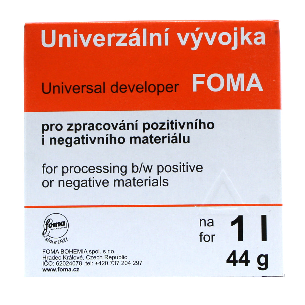 FOMA UNIVERSAL DEVELOPER POWDER 1 LITRE