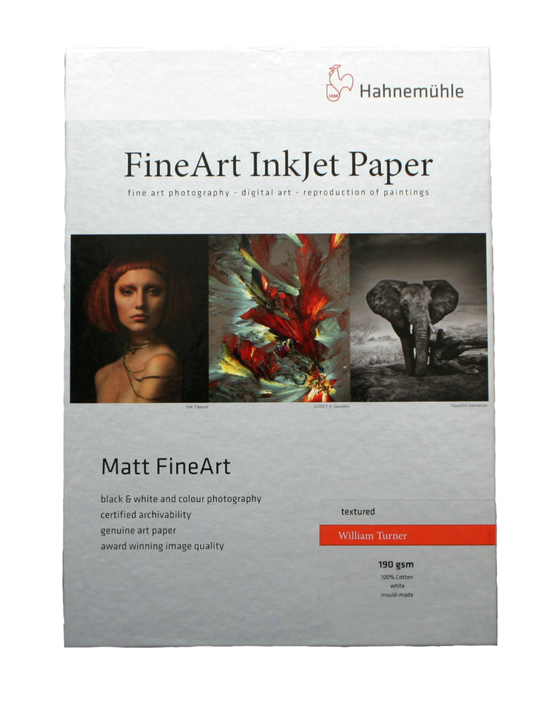 Hahnemühle William Turner 190gsm