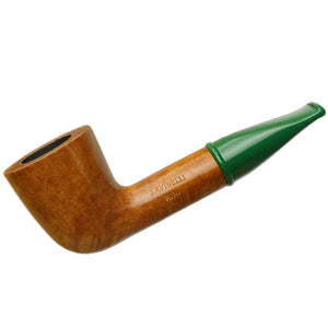 Savinelli Mini Smooth Green Stem 409 (6mm)