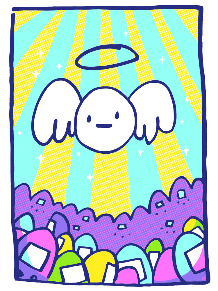 All Tamagotchis Go To Heaven