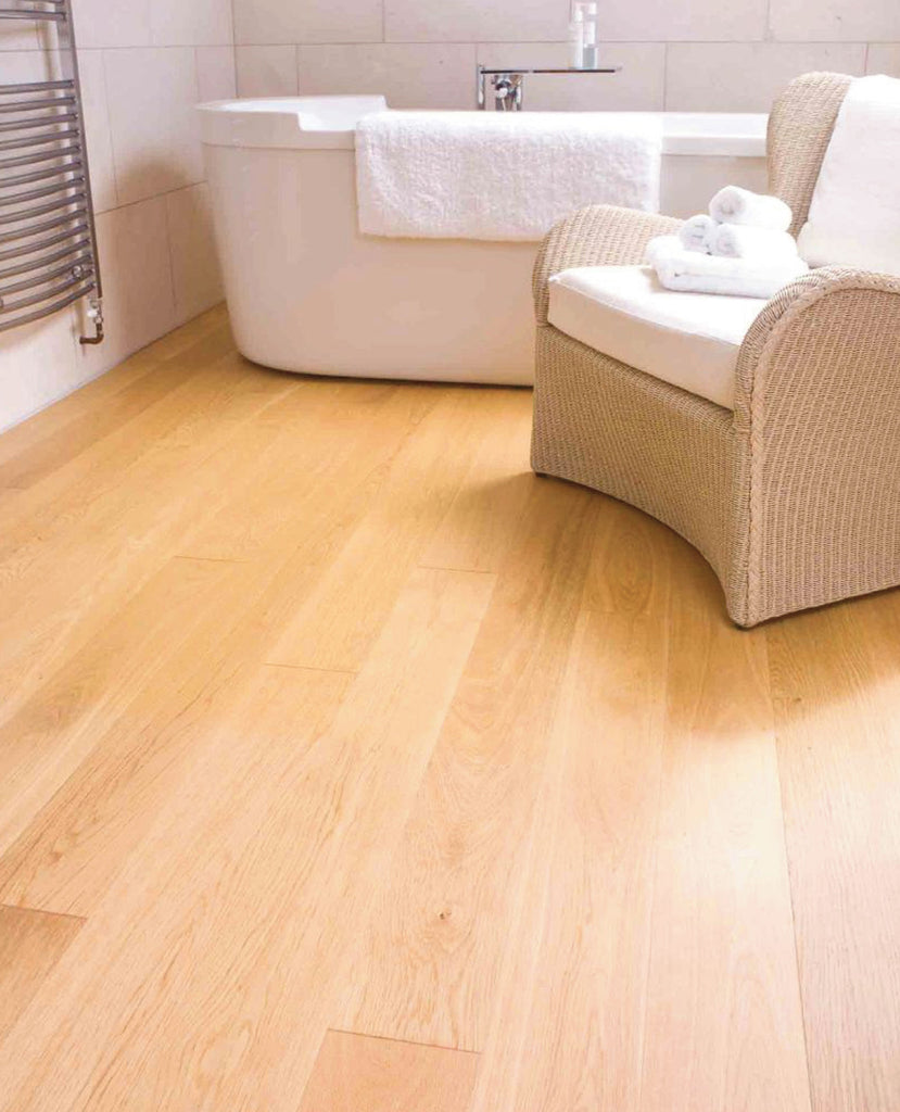 Simple tips to keep your natural wood flooring looking great.