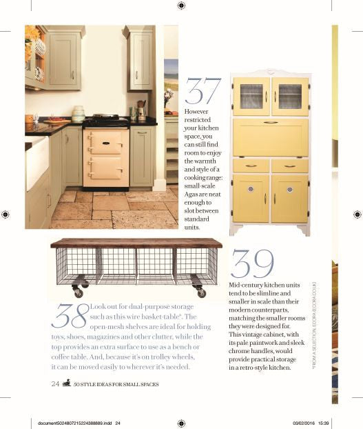 See us in Country Living this month