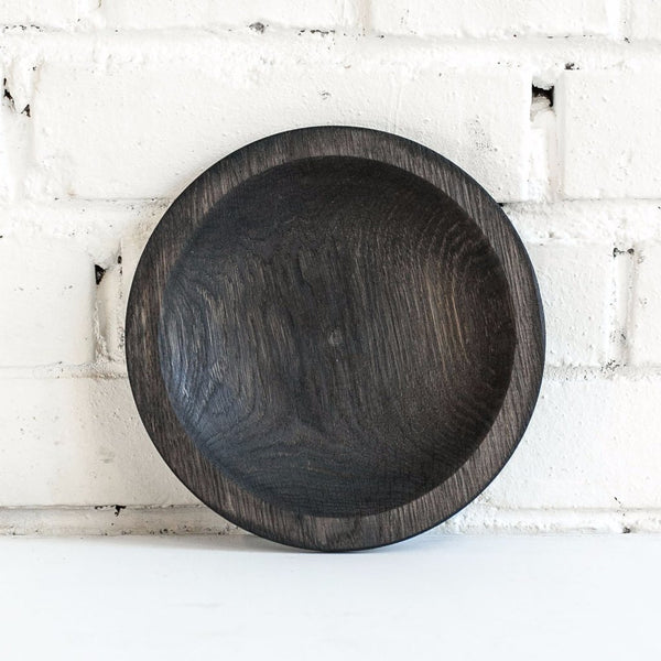 FOREST Oak Round Plate