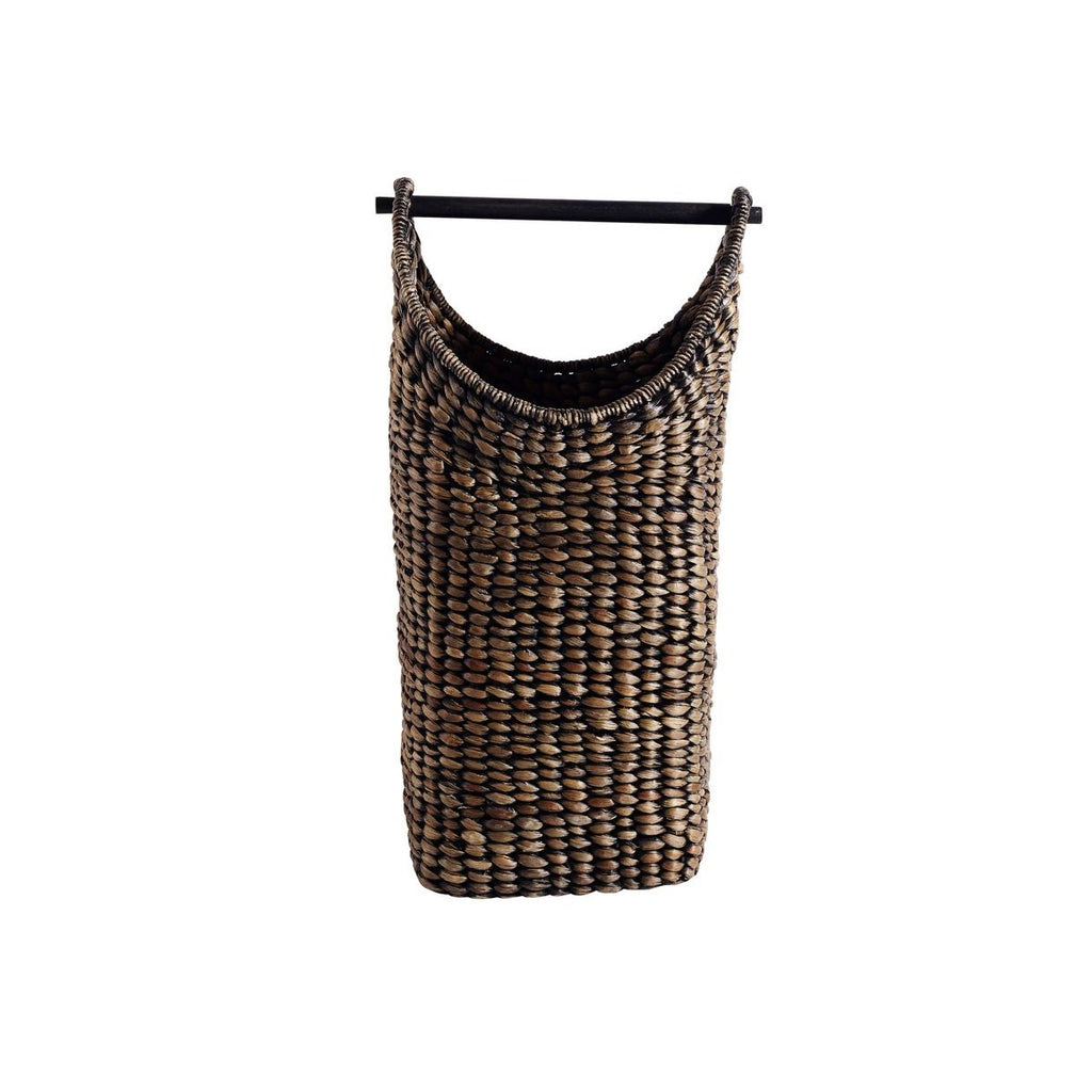 Hyacinth Tall Basket with Handle