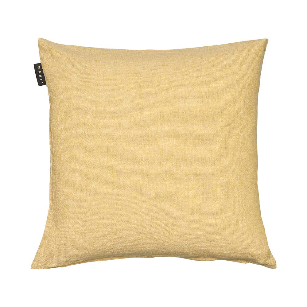 Hedvig Cushion 50x50 - Mustard Yellow