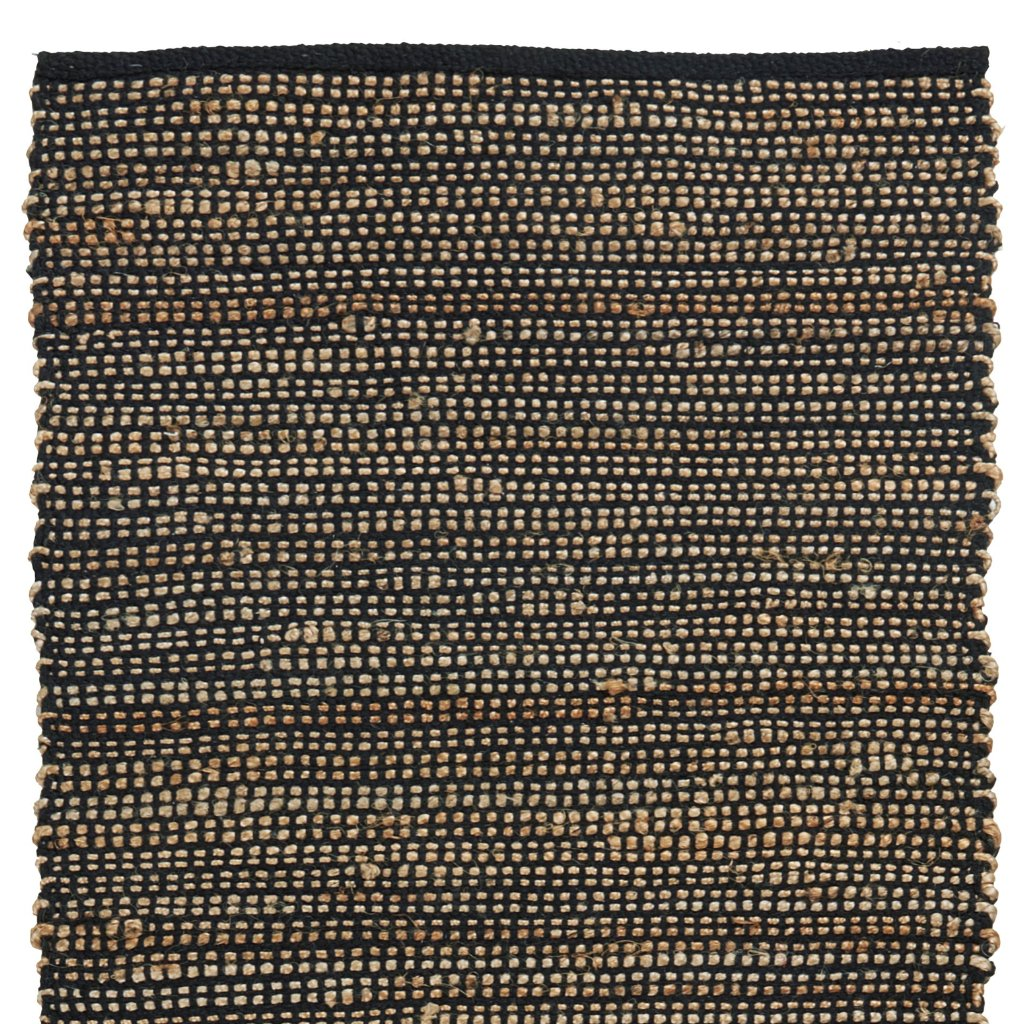 Jute and Cotton Rug/Runner