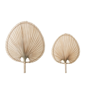 Nature Palm leaf Wall Decor