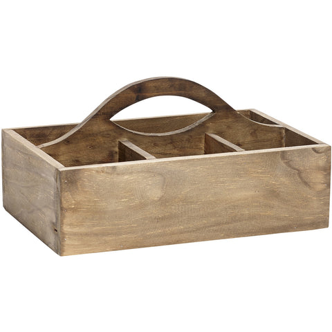 Wooden Stationery Box