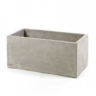 Rectangular Cement Planter
